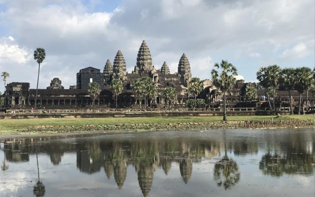 カンボジアのイメージ